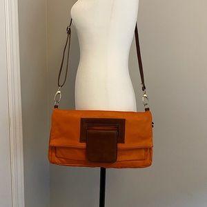 Vera Pelle clutch / crossbody bag